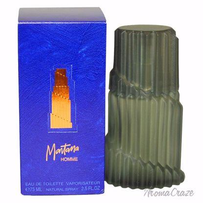 Montana Claude by Montana EDT Spray for Men 2.5 oz