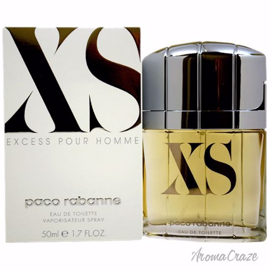Rabanne Paco by Paco XS EDT Spray for Men 1.7 oz
