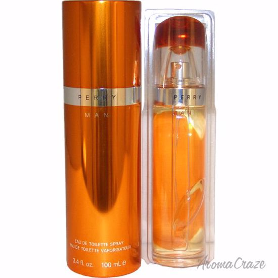 Perry Ellis EDT Spray for Men 3.4 oz
