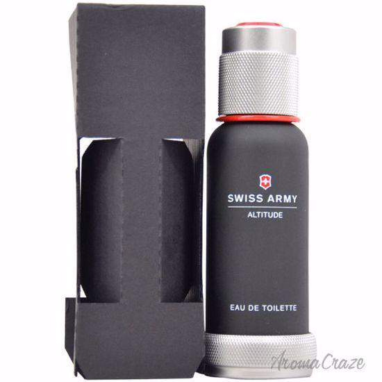 Swiss Army Altitude EDT Spray for Men 3.4 oz