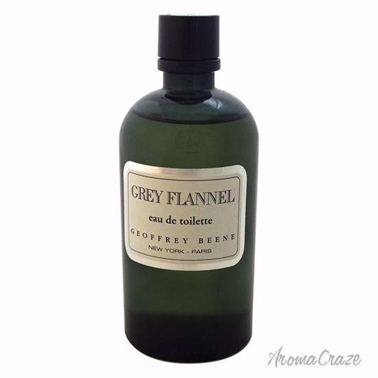 Geoffrey Beene Grey Flannel EDT Splash for Men 8 oz