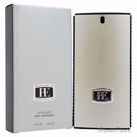 Perry Ellis Portfolio EDT Spray for Men 3.4 oz