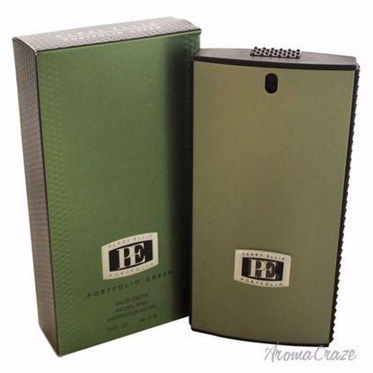 Perry Ellis Portfolio Green EDT Spray for Men 3.4 oz