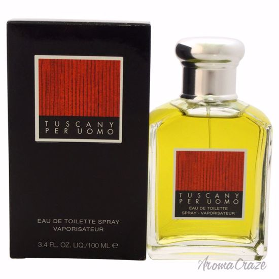 Aramis Tuscany EDT Spray for Men 3.4 oz