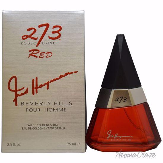 Fred Hayman 273 Red EDC Spray for Men 2.5 oz