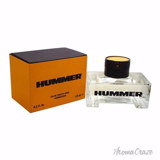 Hummer EDT Spray for Men 4.2 oz