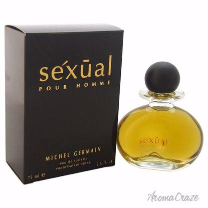 Michel Germain Sexual EDT Spray for Men 2.5 oz