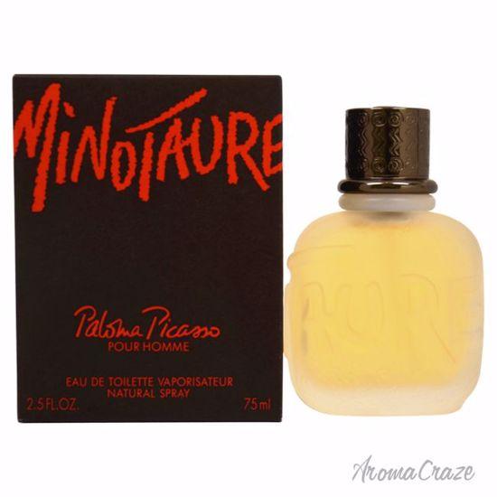 Paloma Picasso Minotaure EDT Spray for Men 2.5 oz