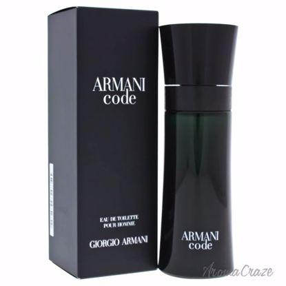 Armani by Giorgio Armani Code EDT Spray for Men 2.5 oz