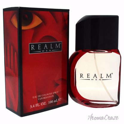 Erox Realm EDC Spray for Men 3.3 oz