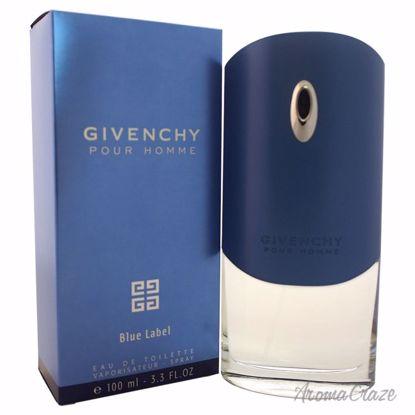 Givenchy Blue Label EDT Spray for Men 3.3 oz