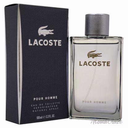 Lacoste Pour Homme EDT Spray for Men 3.4 oz