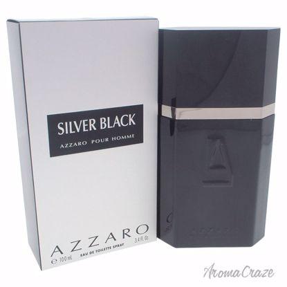 Loris Azzaro Silver Black EDT Spray for Men 3.4 oz