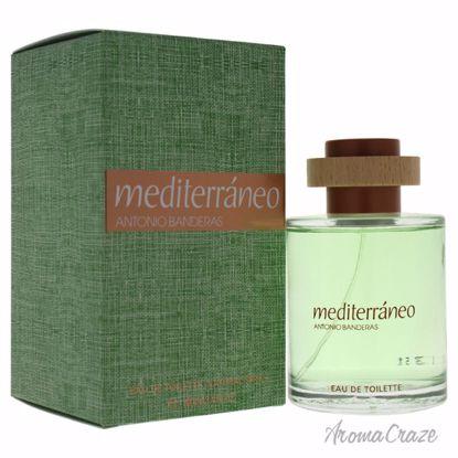 Antonio Banderas Mediterraneo EDT Spray for Men 3.4 oz