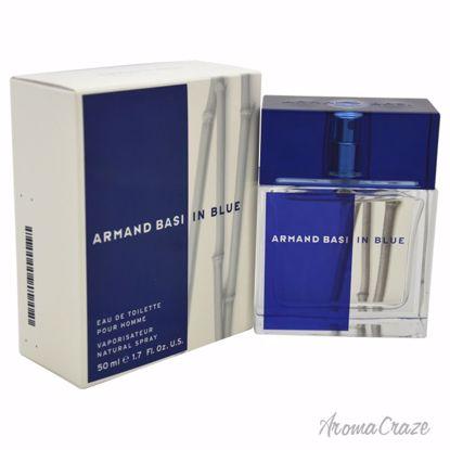 Armand Basi In Blue EDT Spray for Men 1.7 oz