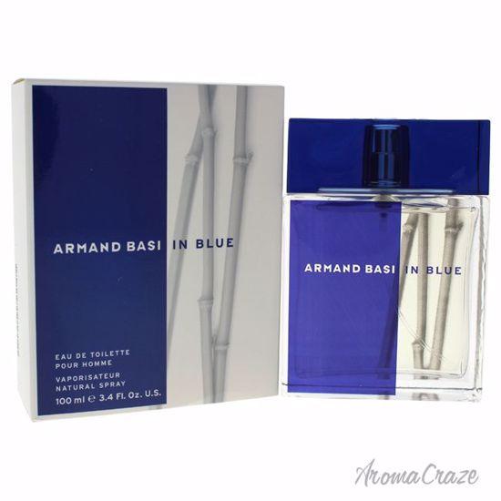 Armand Basi In Blue EDT Spray for Men 3.4 oz