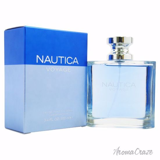 Nautica Voyage EDT Spray for Men 3.4 oz