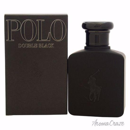 Ralph Lauren Polo Double Black EDT Spray for Men 2.5 oz