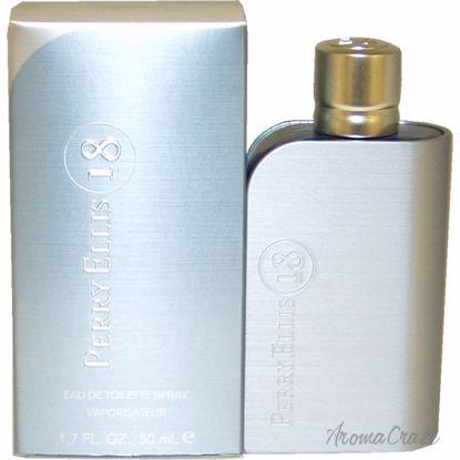 Perry Ellis 18 EDT Spray for Men 1.7 oz