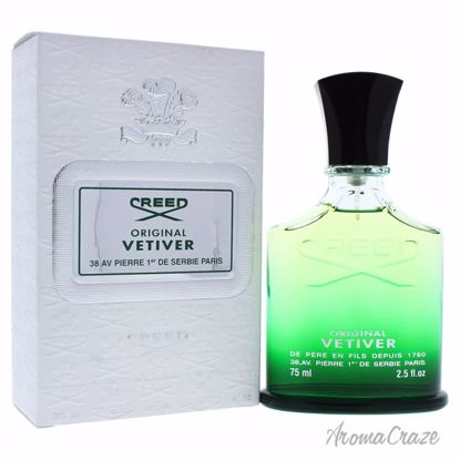 Creed Original Vetiver Millesime Spray for Men 2.5 oz