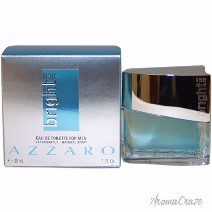 Loris Azzaro Visit Bright EDT Spray for Men 1 oz