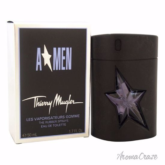 Thierry Mugler Angel EDT Spray (Rubber Flask) for Men 1.7 oz