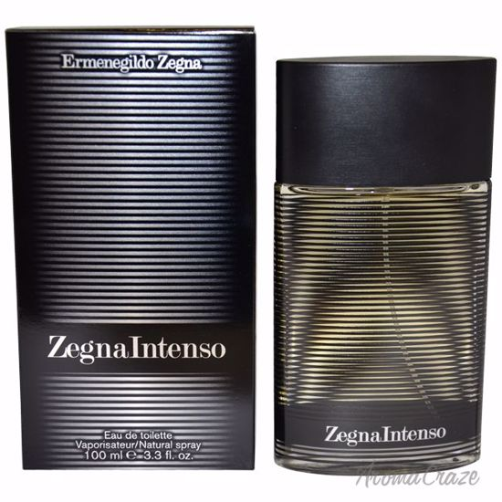 Ermenegildo Zegna Zegna Intenso EDT Spray for Men 3.3 oz. Top Designer Mens  Fragrances  d69bb3fb5ce