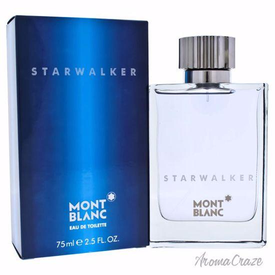 Mont Blanc Starwalker EDT Spray for Men 2.5 oz
