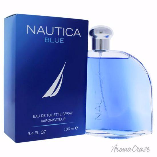 Nautica Blue EDT Spray for Men 3.4 oz