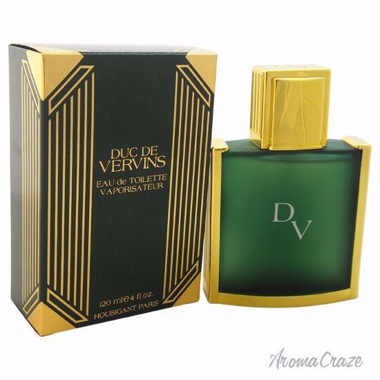 Houbigant Duc De Vervins EDT Spray for Men 4 oz