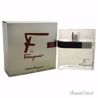 Salvatore Ferragamo F Pour Homme EDT Spray for Men 3.4 oz