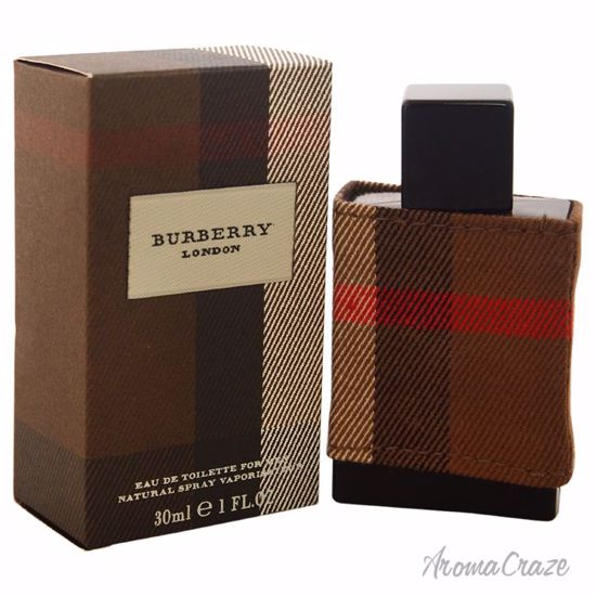 Burberry London EDT Spray for Men 1 oz