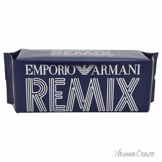 Emporio Armani By Giorgio Armani Remix EDT Spray for Men 3.4