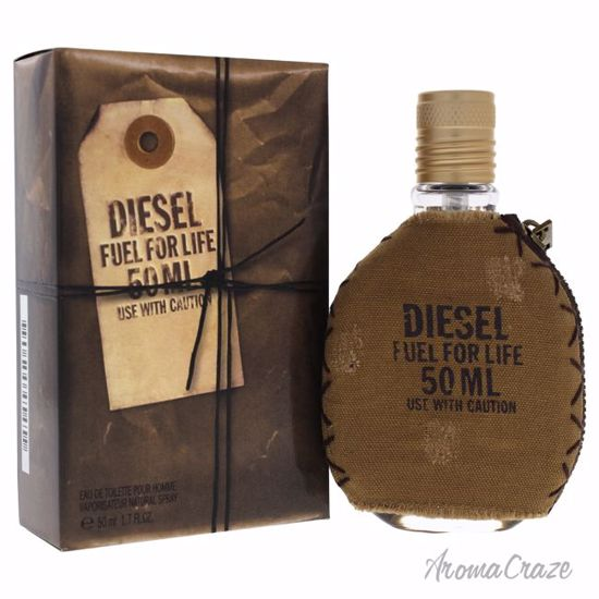 Diesel Fuel For Life Pour Homme EDT Spray for Men 1.7 oz