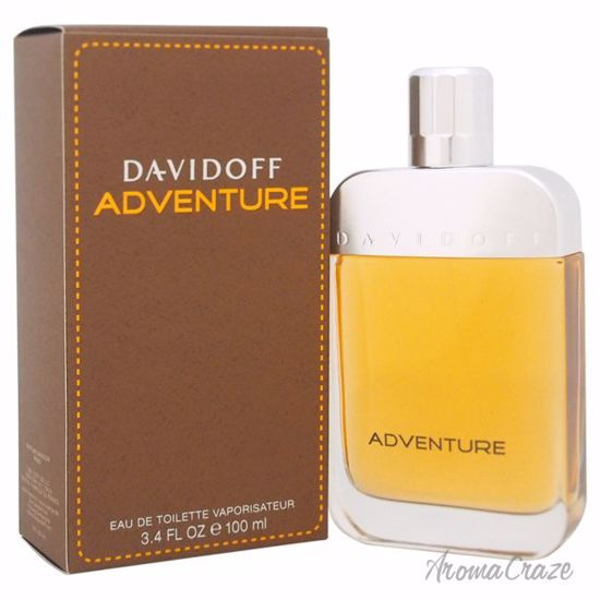 Zino Davidoff Adventure EDT Spray for Men 3.4 oz