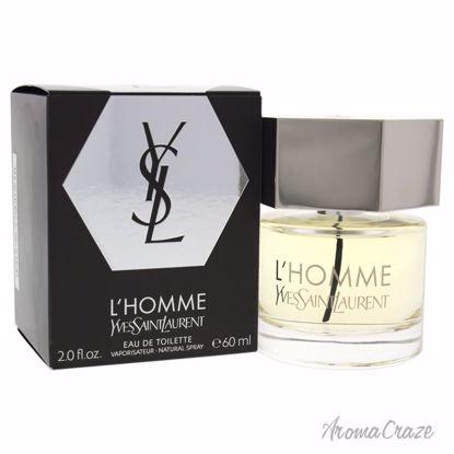 Yves Saint Laurent L'Homme EDT Spray for Men 2 oz
