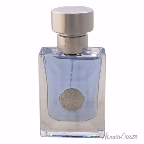 Versace Pour Homme EDT Spray for Men 1 oz