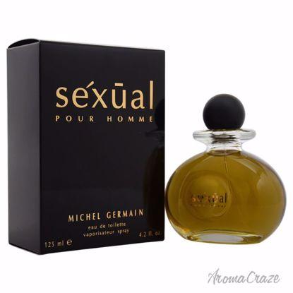 Michel Germain Sexual EDT Spray for Men 4.2 oz
