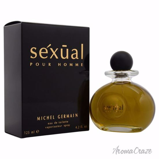 Michel Germain Sexual EDT Spray for Men 4.2 oz