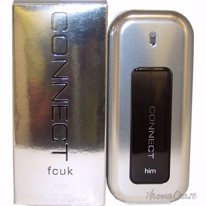 French Connection UK Fcuk Connect EDT Spray for Men 3.4 oz