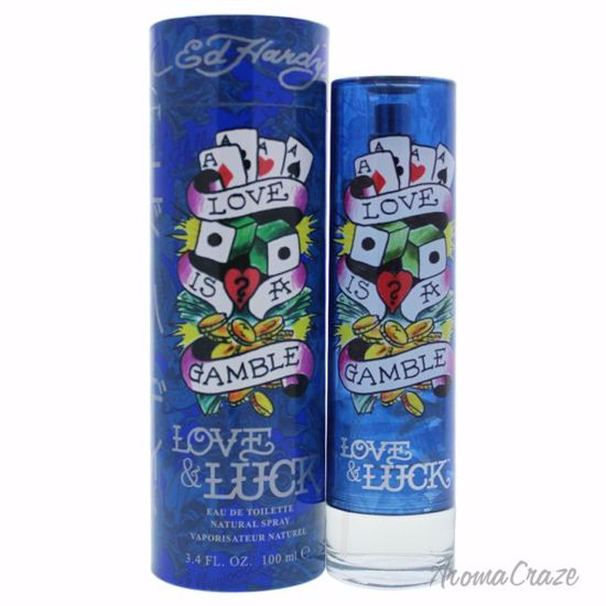 Christian Audigier Ed Hardy Love & Luck EDT Spray for Men 3.