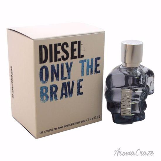 Diesel Only The Brave EDT Spray for Men 1.6 oz
