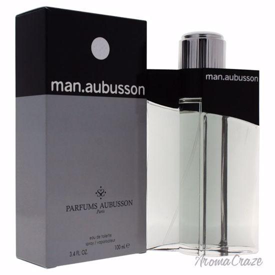 Man.Aubusson EDT Spray for Men 3.4 oz