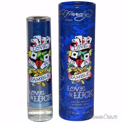 Christian Audigier Ed Hardy Love & Luck EDT Spray for Men 1.