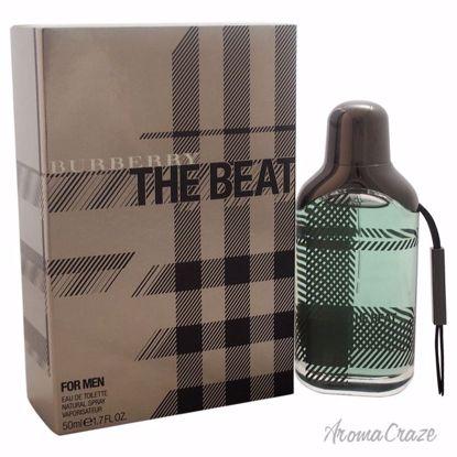Burberry The Beat EDT Spray for Men 1.7 oz
