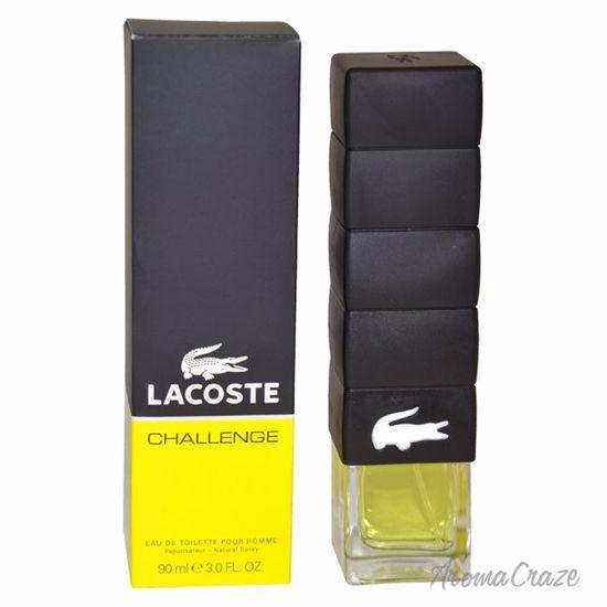 Lacoste Challenge EDT Spray for Men 3 oz