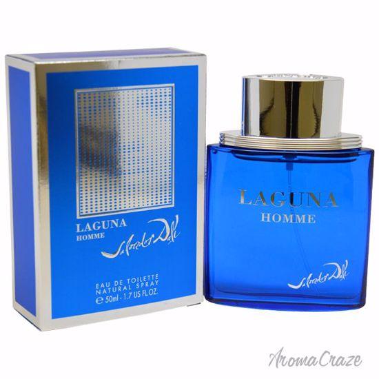 Salvador Dali Laguna EDT Spray for Men 1.7 oz
