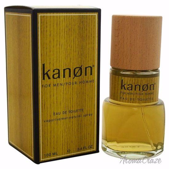 Kanon Kanon EDT Spray for Men 3.3 oz