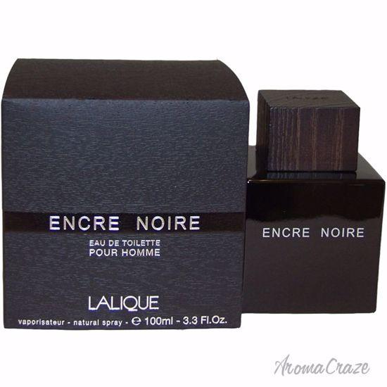Lalique Encre Noire EDT Spray for Men 3.3 oz