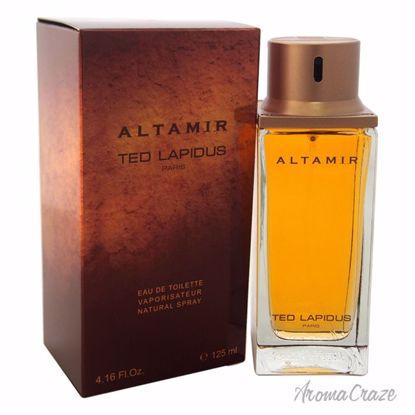Ted Lapidus Altamir EDT Spray for Men 4.16 oz